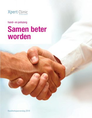 170576 cover%20jaarverslag%20xpertclinic%202014 7b55a5 medium 1434364308