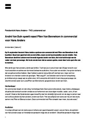 200909_Hans Anders_Luisterend-oor_Persbericht