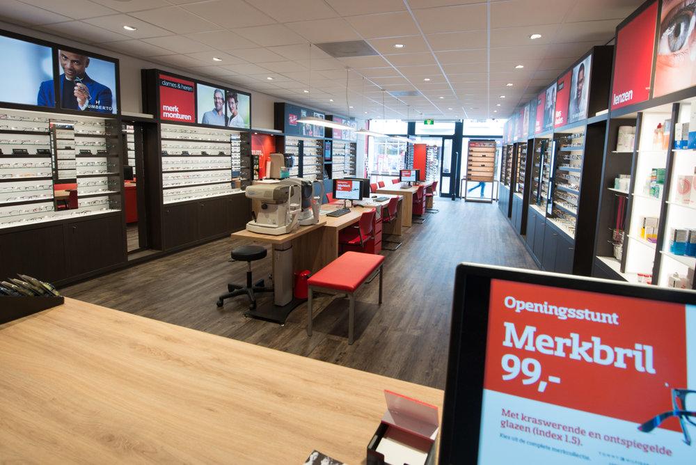 3ff0ad6d9b6bab Hans Anders opent hypermoderne winkel aan de Wouwsestraat in Bergen op Zoom  - Hans Anders (bericht)