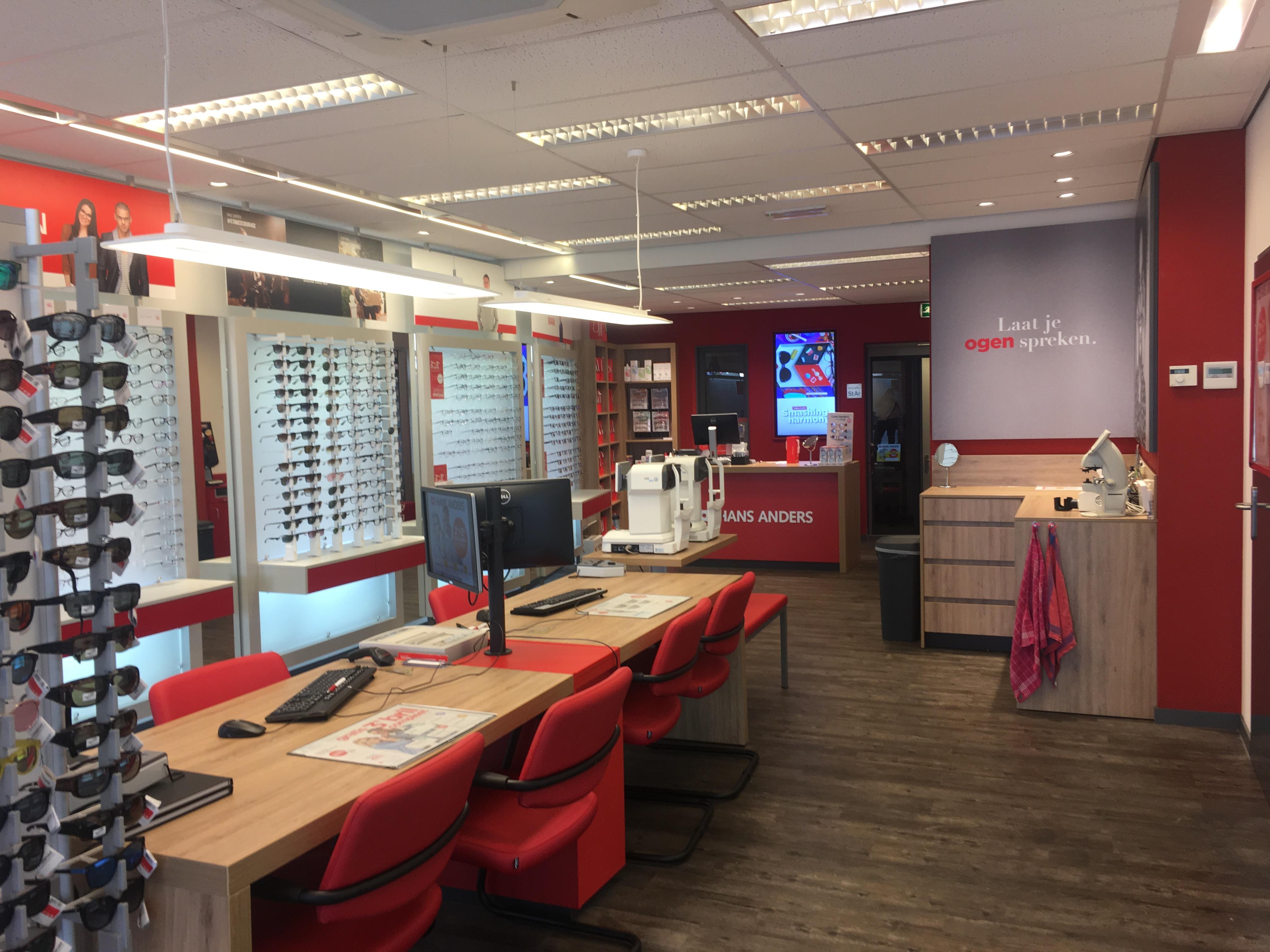 8e23a8d3a9f8cc Optiekketen Hans Anders verbouwt winkel in Uden - Hans Anders (bericht)