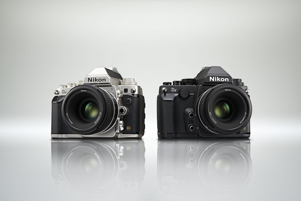 I Am Pure Photography - Nikon Df