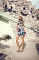 83250 tropical print bodycon dress 13euro medium 1365665193