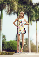 83254 floral panelled dress 19euro medium 1365638405