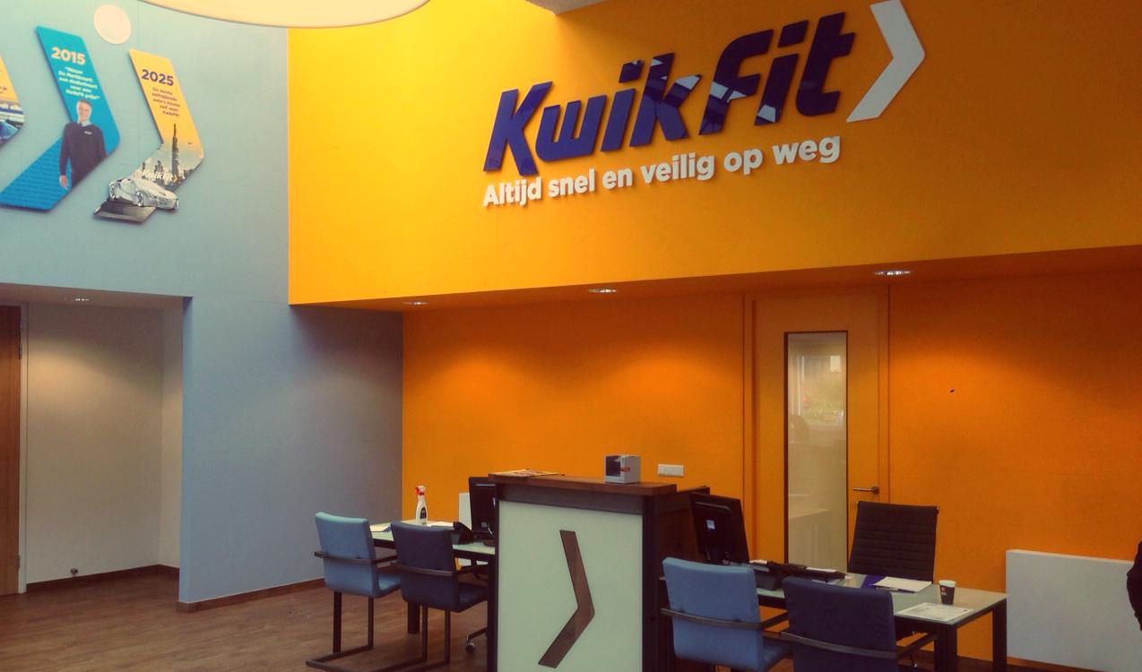 Nog eens 5 nieuwe KwikFit Premier Vestigingen - Kwik Fit (bericht)