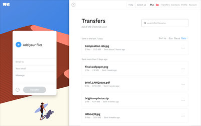 230355 the%20new%20wetransfer%20 %20plus%20transfer%20overview f2ff3a medium 1479731715