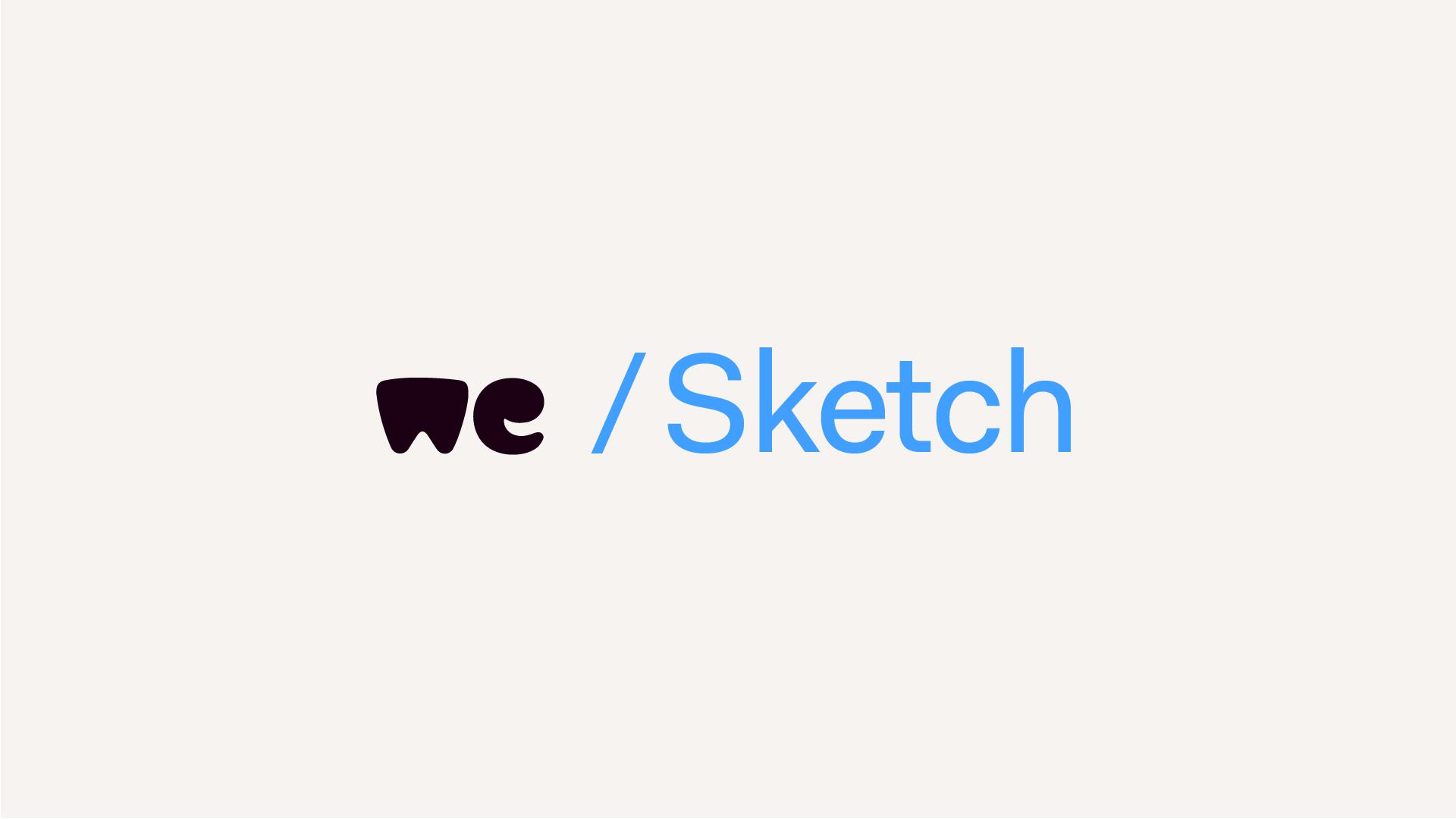 WeTransfer x Sketch