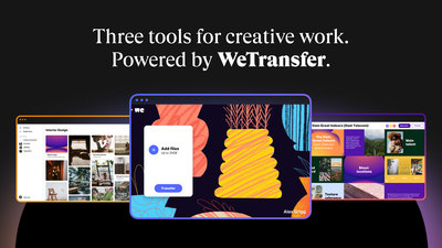WeTransfer Products - 2b