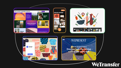 WeTransfer Products - 5