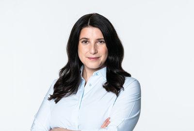 CFO Melissa Nussbaum