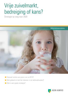 10601 1306239740 melkveehouderij    vrije zuivelmarkt   bedreiging of kans medium