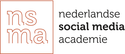 Nederlandse Social Media Academie logo