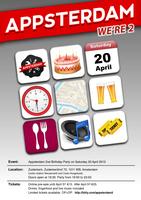 98537 appsterdam 2nd birthday poster medium 1366042215