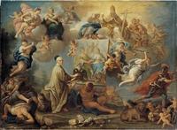 92494 centraal museum    allegorie op de vrede van utrecht   rastatt matteis medium 1365676456