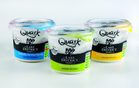 99517 lake district dairy co quark range  l to r  vanilla  original and lemon medium 1367506949