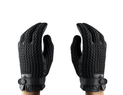 110601 ce5a3cf8 75d3 421f b53b ea8cab099af6 leather crochet gloves 007 medium 1381921028