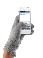 90517 touchscreen gloves natural gray ios 06 medium 1365642633