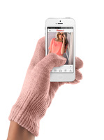 90522 touchscreen gloves coral pink 01 medium 1365660837