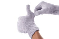 90530 touchscreen gloves lavender stretch to fit medium 1365642862
