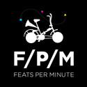 Feats per minute logo