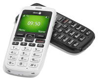 80556 0doro phoneeasy 510 white on back on top on black medium 1365620524