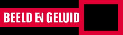 Logo Beeld en Geluid. (voor online gebruik). Alleen te gebruiken na toestemming van Beeld en Geluid.