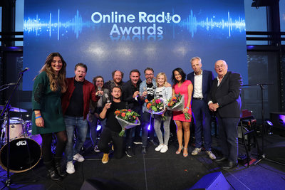 Online Radio Awards Dutch Media Week Paul Ridderhof2