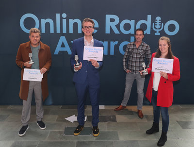 Online Radio Awards (Paul Ridderhof)