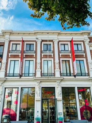 Beeld en Geluid Den Haag. Foto Beeld en Geluid