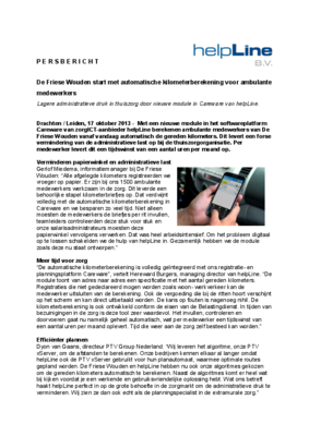 20696 83a178bc d4df 41c1 9331 ee41db2f7248 friesewouden start met software voor kilometerberekening 2013.10.17 medium