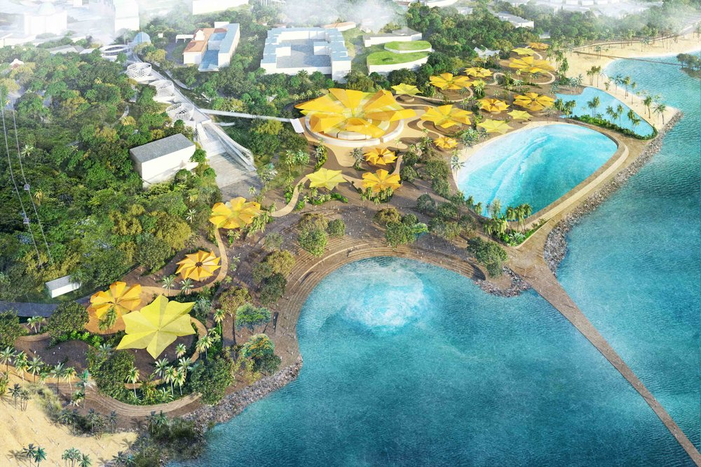 335692 artist%27s%20impression%20of%20revitalised%20beaches%20under%20sentosa%20brani%20masterplan 6dabb2 large 1571219173