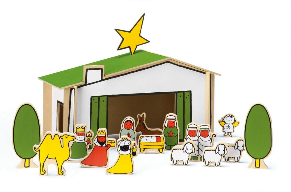 230482 houten kerststal bij kerstm 3edee6 large 1479812231