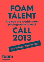 94681 foam talent call poster medium 1365676364