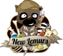 The New Lemurs logo