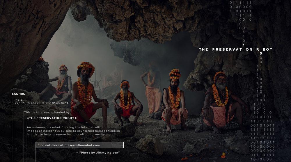 305944 preservation robot sadhus india 97a140 large 1552134373