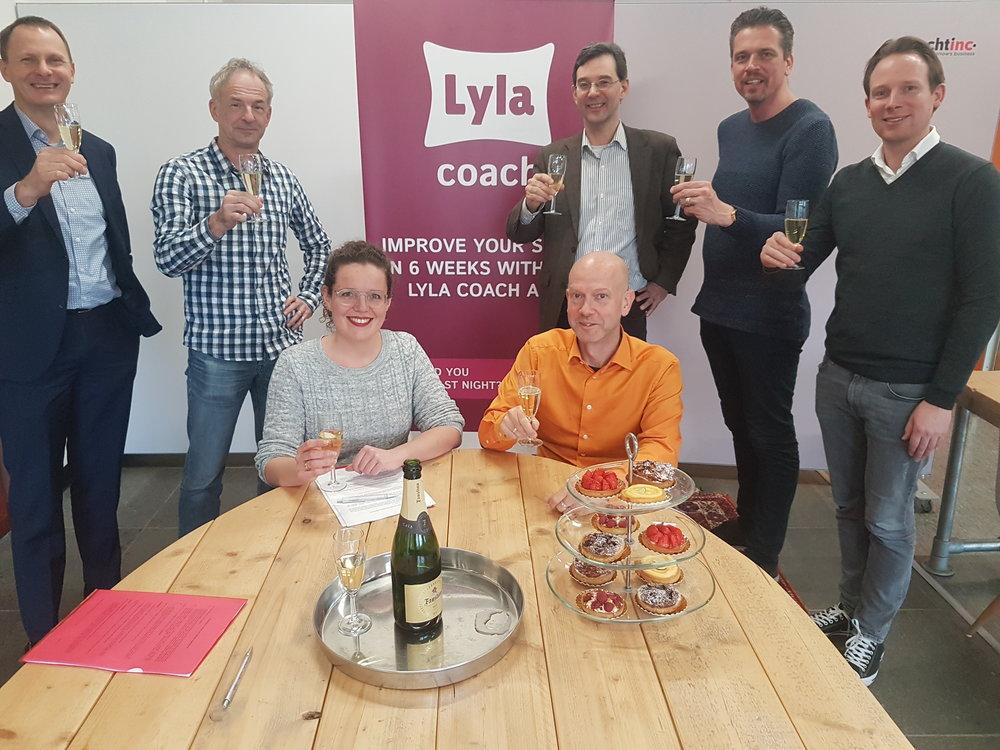 Lyla Coach tekent licentie met Universiteit Utrecht en Utrecht Holdings