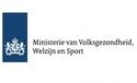 Ministerie van Volksgezondheid, Welzijn en Sport logo