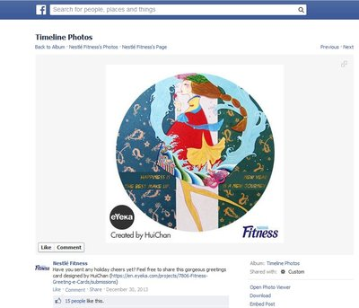 118446 17ba2842 b5b3 407c b931 f5bf7737b670 nestle fitness facebook status update greeting card eyeka mrno medium 1389082247