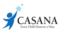 Childhood Apraxia of Speech Association of North America (CASANA) logo