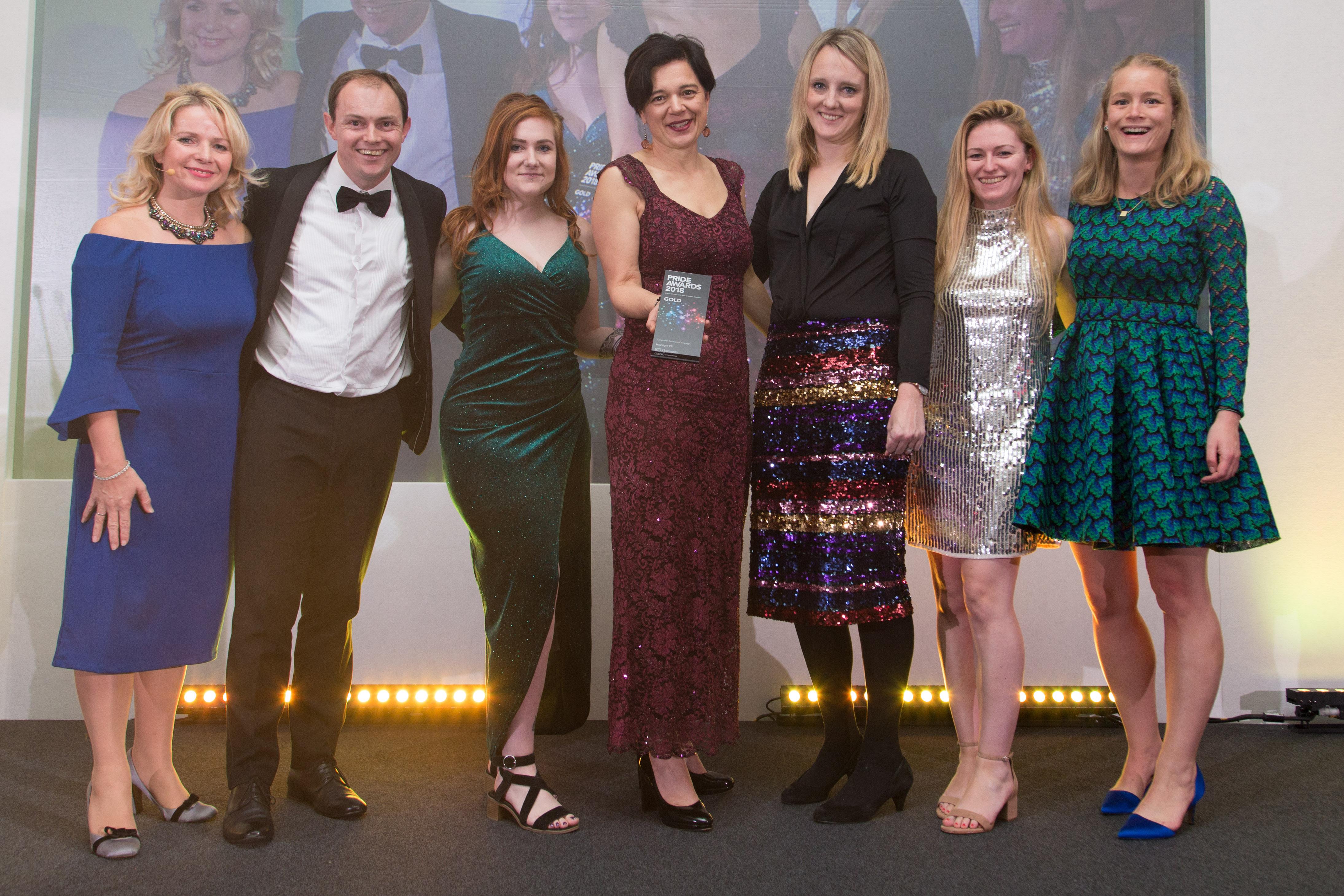 Highlight PR win at CIPR Awards