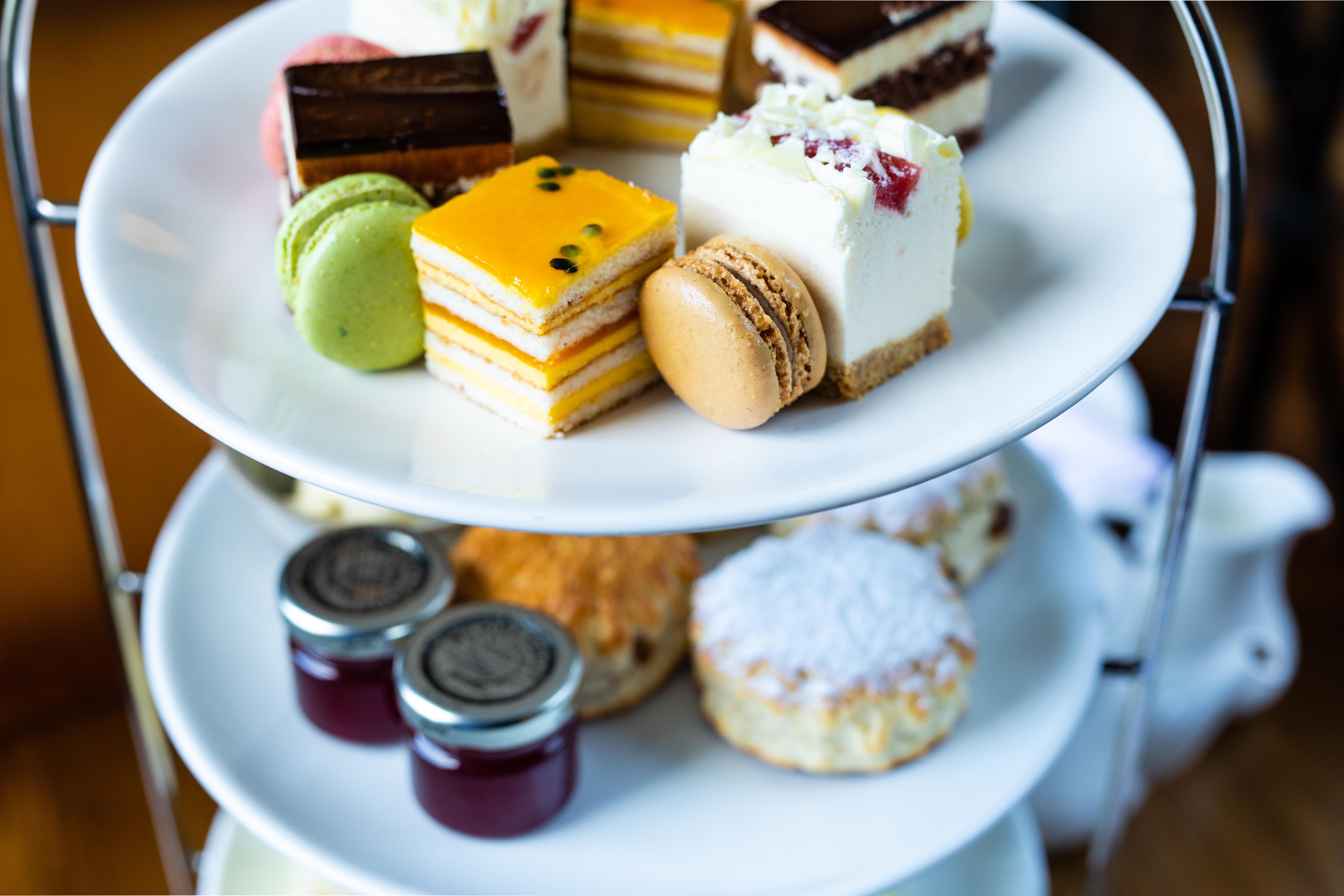 Afternoon Tea at the Abbey Hotel, Bath 14.jpg