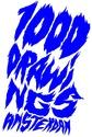 1000 Drawings Amsterdam logo