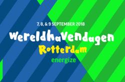 Wereldhavendagen Rotterdam logo