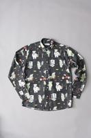 96986 babar black shirt long sleeve medium 1365634587