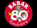 Babar's 80th Anniversary logo