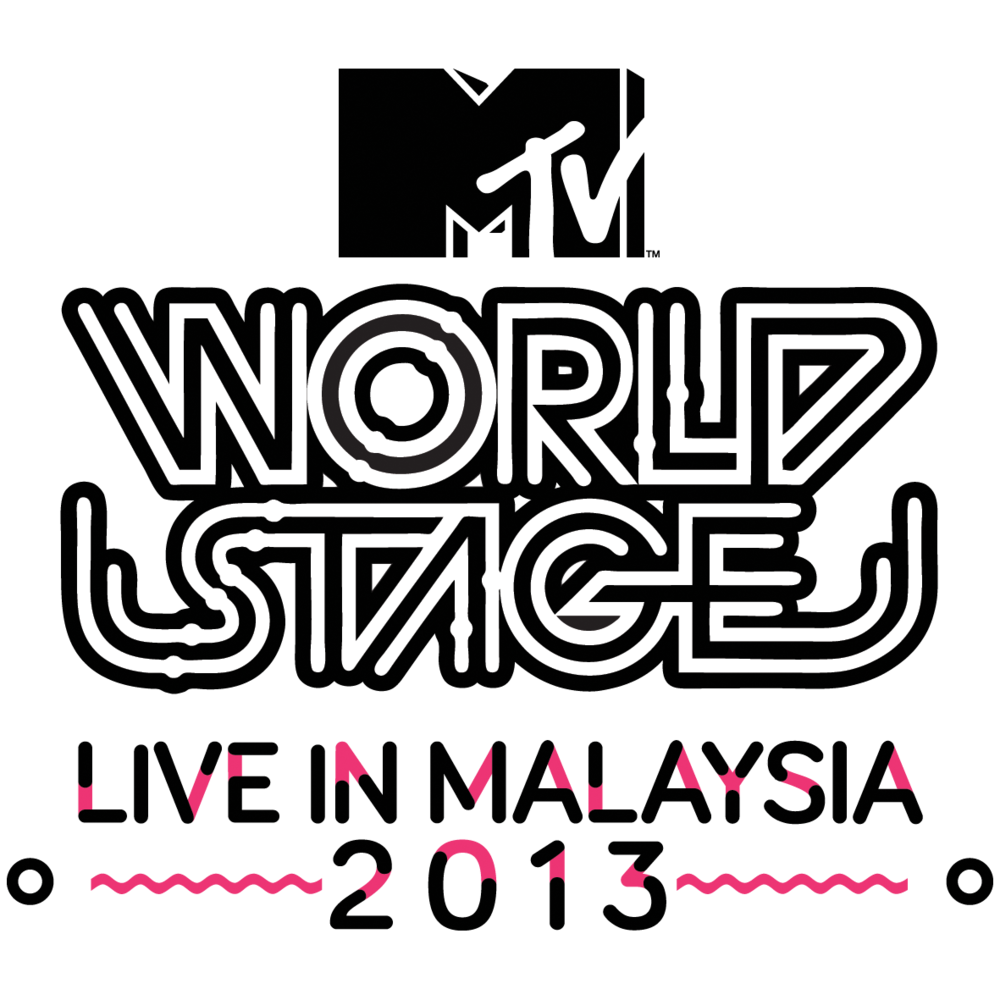 MTV World Stage Live di Malaysia 2013 logo