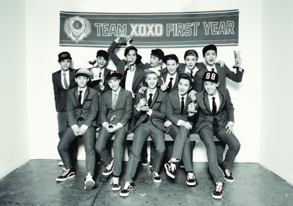 EXO K-Pop Korea