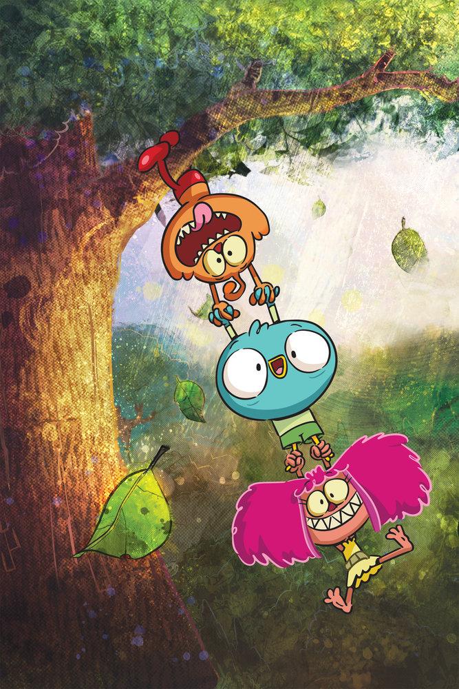 One Good Bird Seeks To Break The Rules In Nickelodeons Brand New