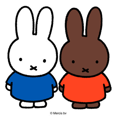 198718 dick%20bruna%20illustration%20miffy%20%26%20melanie%201999 00720a medium 1458226613