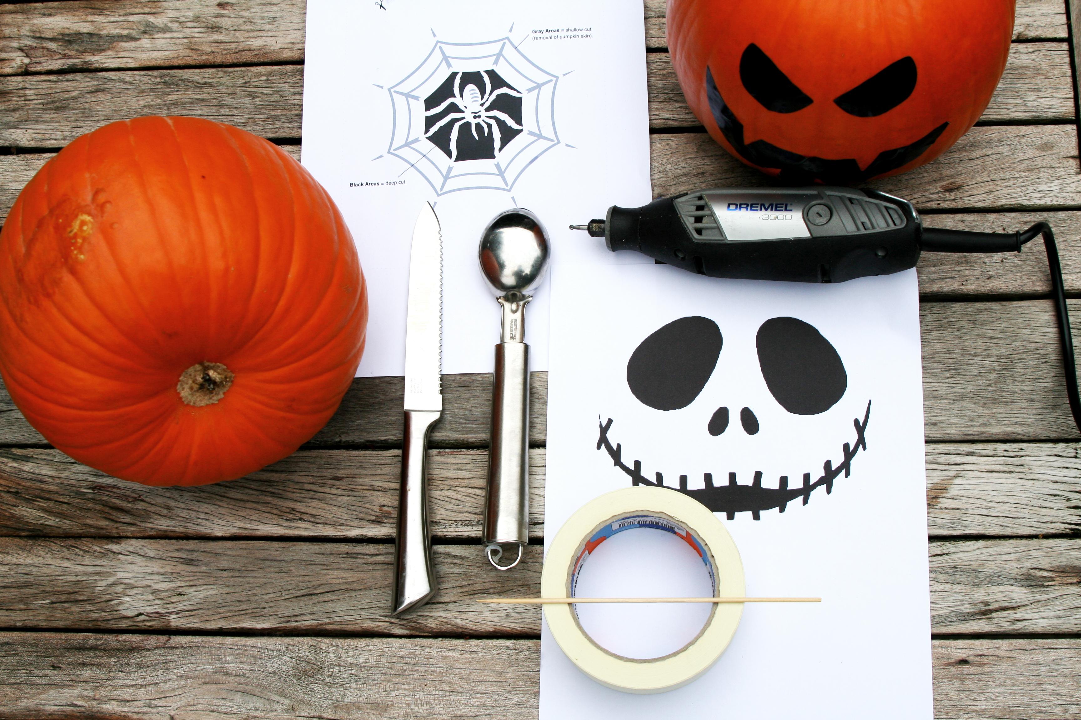 Hoe Maak Je Een Halloween Pompoen.Top Tips Voor Het Maken Van Een Halloween Pompoen Dremel