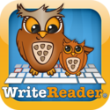 Write to Read App logo